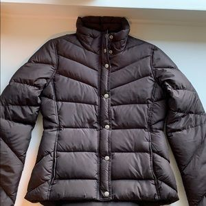 J Crew Cozy Down Puffy Jacket